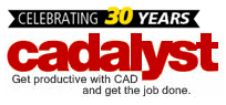 Cadalyst Magazine -- Celebrating 30 Years