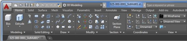 Change Color Scheme in AutoCAD 2015