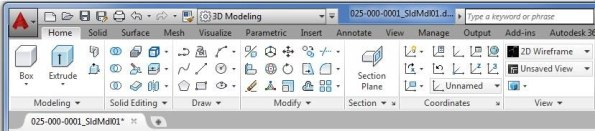 Changing Color Scheme of AutoCAD 2015
