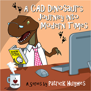 A CAD Dinosaur's Journey into Modern Times
